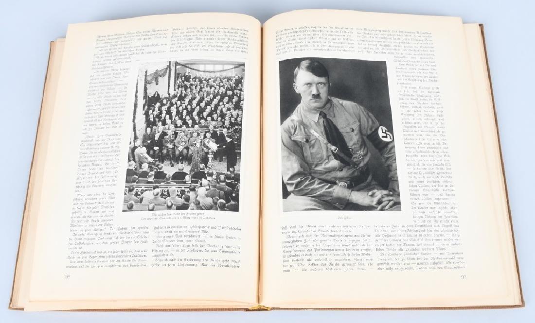 WWII NAZI CIGARETTE ALBUM DEUTSCHLAND ERWACHT - 10