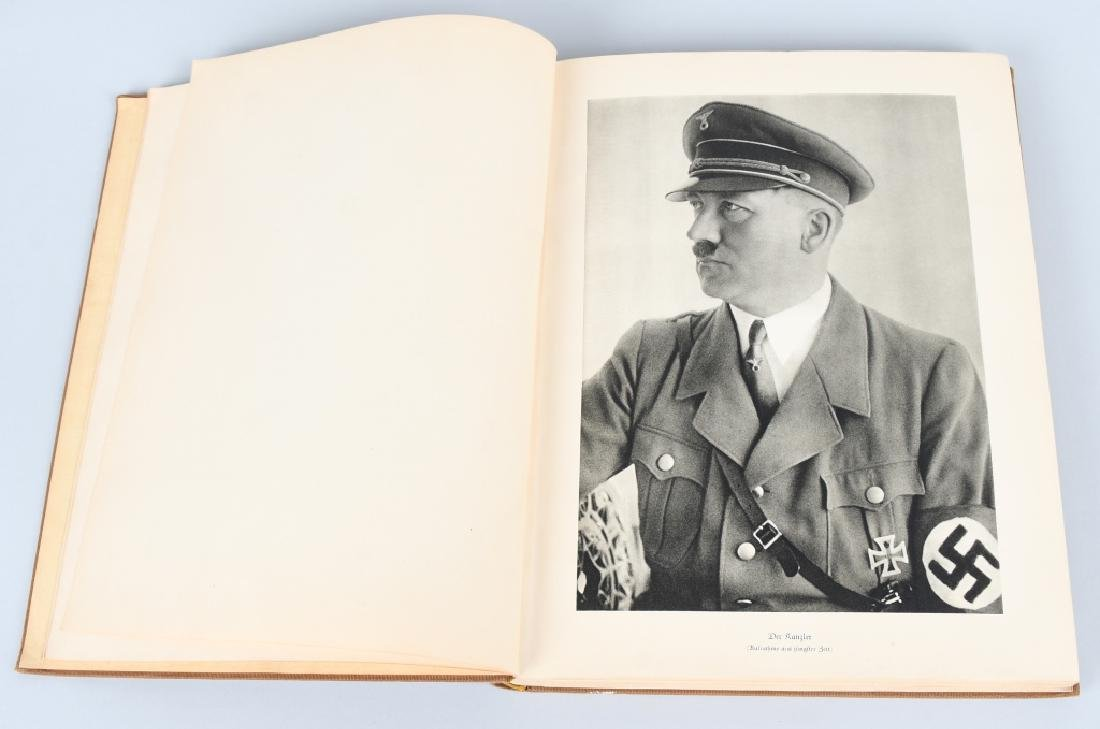 WWII NAZI CIGARETTE ALBUM DEUTSCHLAND ERWACHT - 2