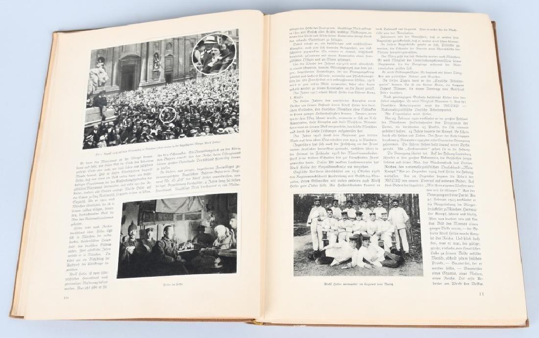 WWII NAZI CIGARETTE ALBUM DEUTSCHLAND ERWACHT - 3