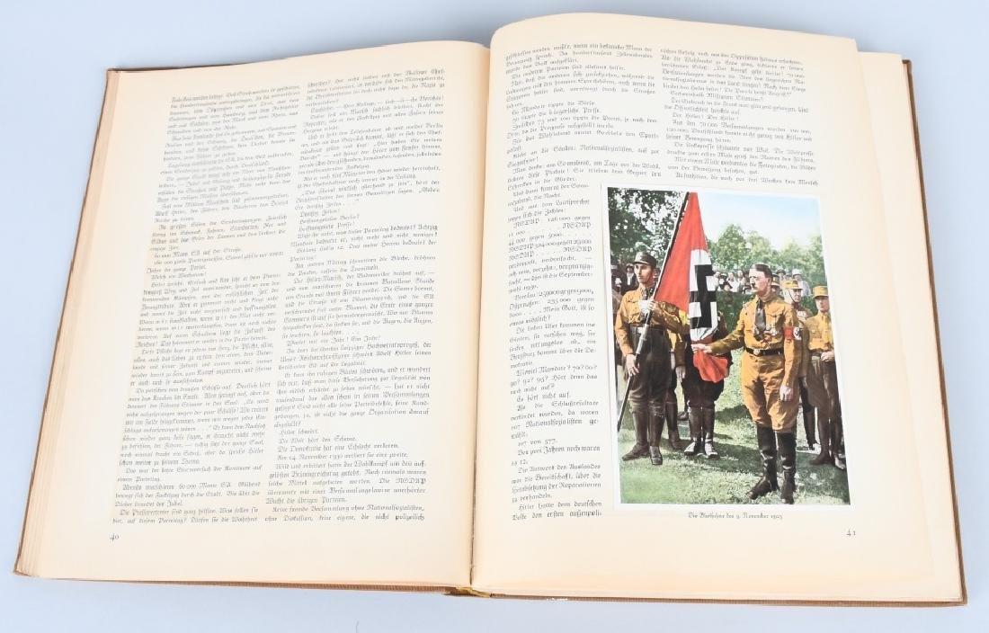 WWII NAZI CIGARETTE ALBUM DEUTSCHLAND ERWACHT - 4