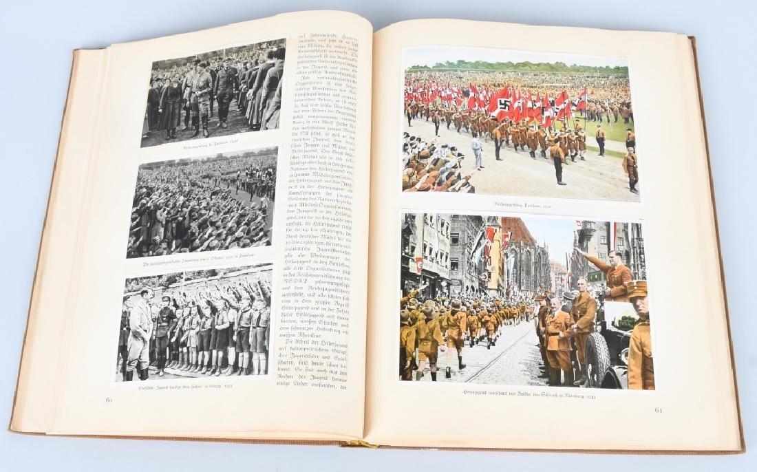 WWII NAZI CIGARETTE ALBUM DEUTSCHLAND ERWACHT - 7