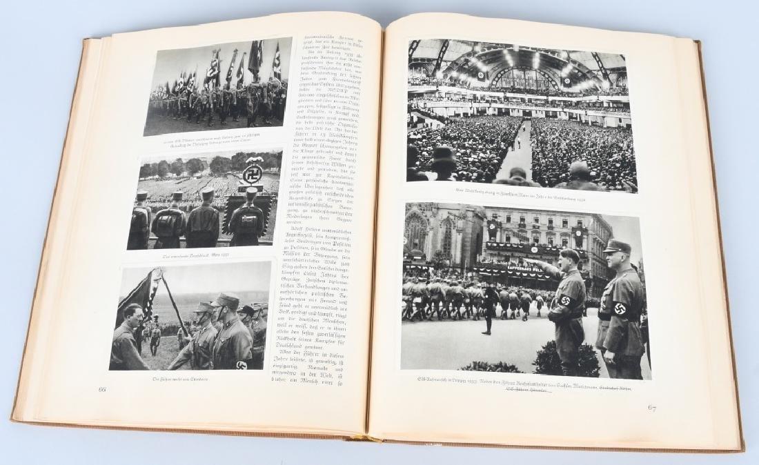 WWII NAZI CIGARETTE ALBUM DEUTSCHLAND ERWACHT - 8