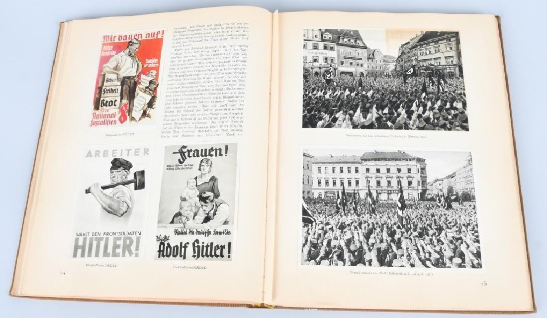 WWII NAZI CIGARETTE ALBUM DEUTSCHLAND ERWACHT - 9