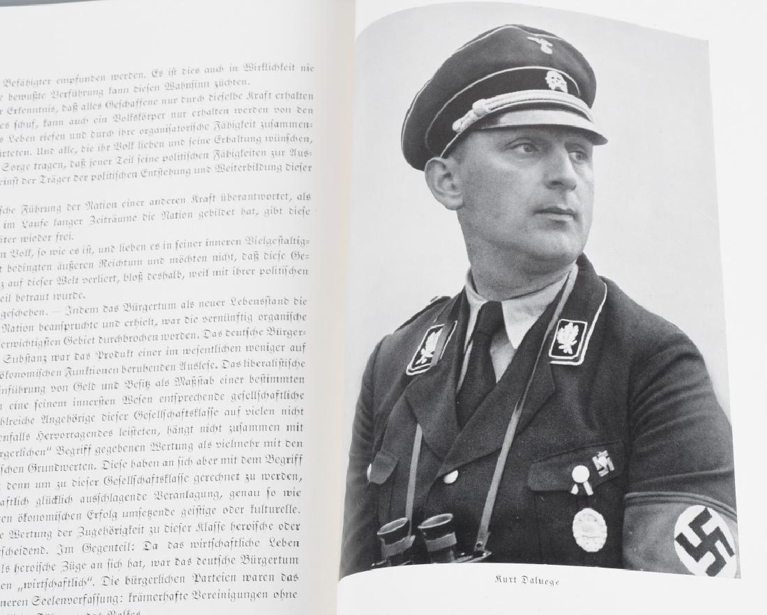 WWII NAZI GERMAN BOOK REICHSTAGUNG IN NURNBERG '33 - 10