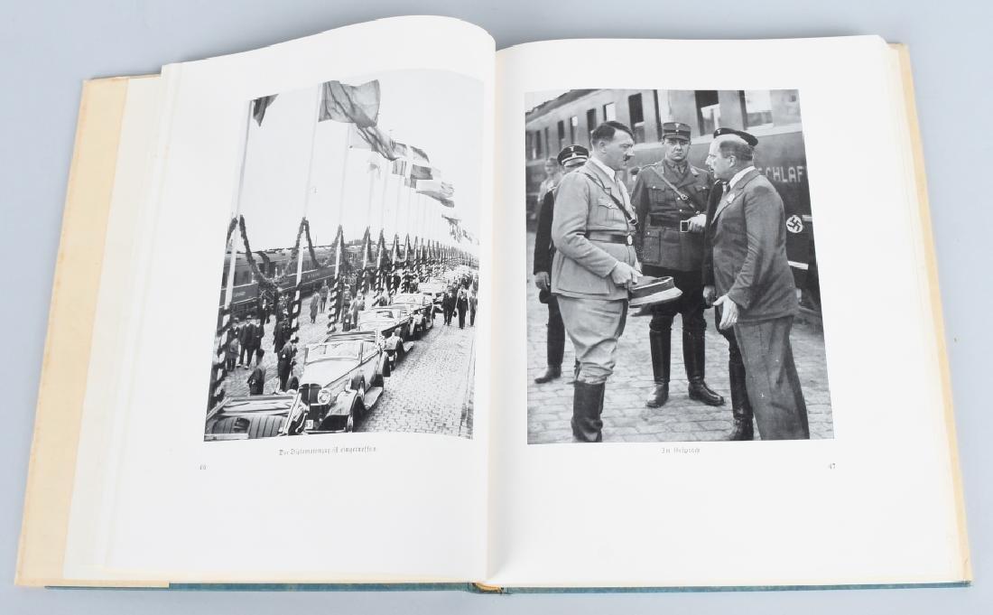 WWII NAZI GERMAN BOOK REICHSTAGUNG IN NURNBERG '33 - 4