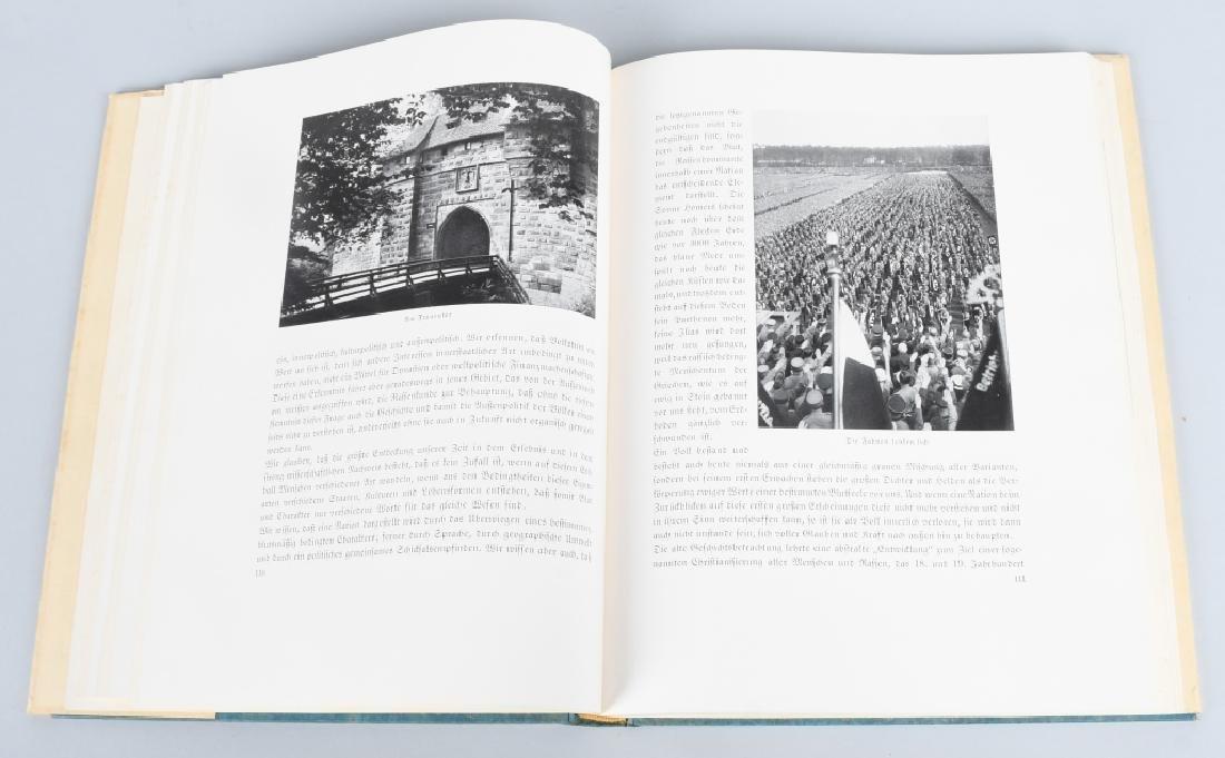 WWII NAZI GERMAN BOOK REICHSTAGUNG IN NURNBERG '33 - 6