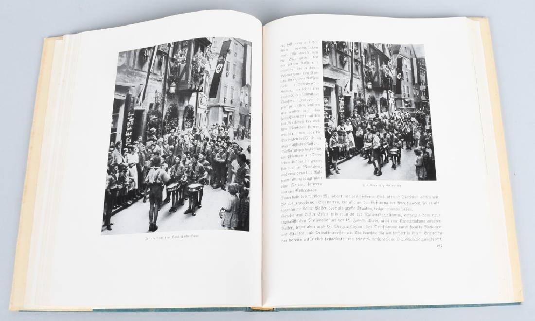 WWII NAZI GERMAN BOOK REICHSTAGUNG IN NURNBERG '33 - 7