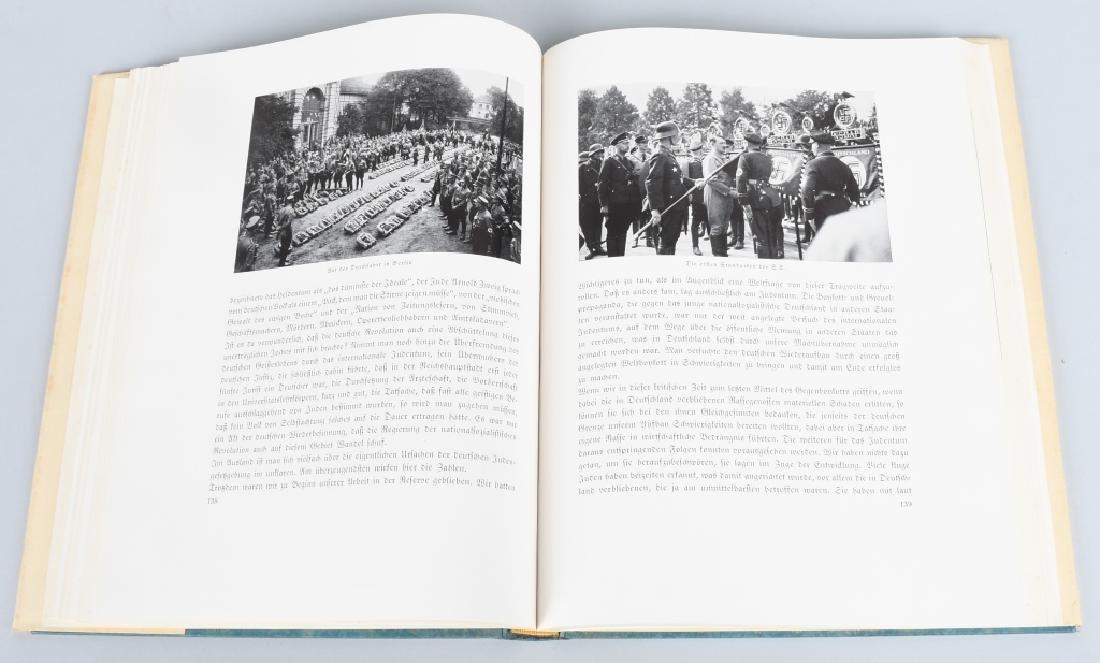 WWII NAZI GERMAN BOOK REICHSTAGUNG IN NURNBERG '33 - 8