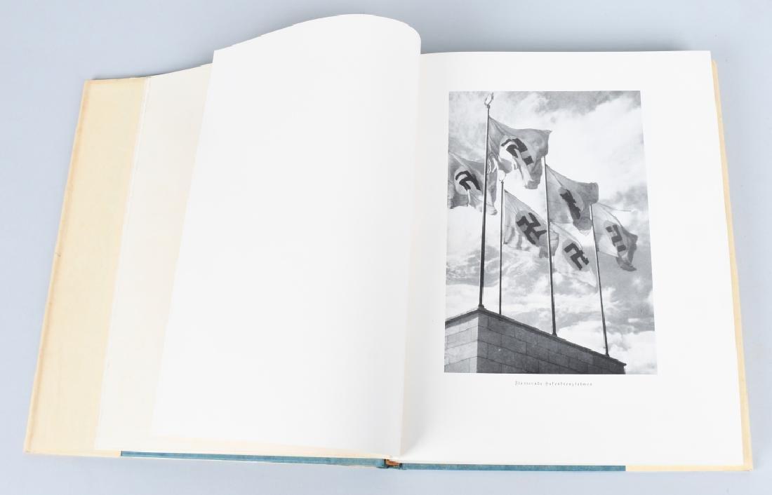 WWII NAZI GERMAN BOOK REICHSTAGUNG IN NURNBERG '36 - 2