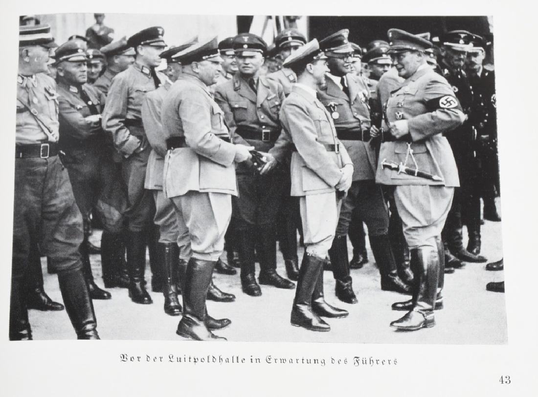 WWII NAZI GERMAN BOOK REICHSTAGUNG IN NURNBERG '36 - 4