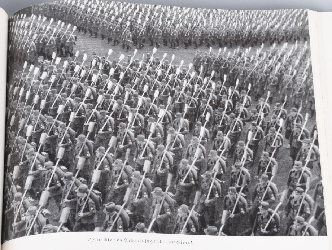 WWII NAZI GERMAN BOOK REICHSTAGUNG IN NURNBERG '36 - 6