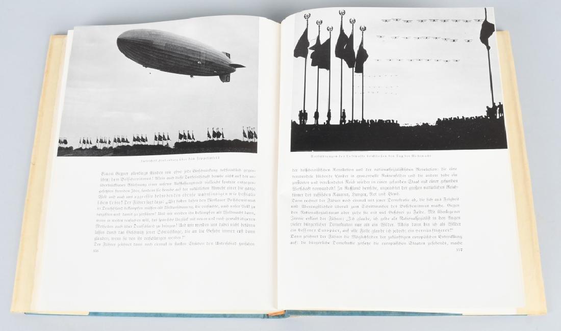 WWII NAZI GERMAN BOOK REICHSTAGUNG IN NURNBERG '36 - 7