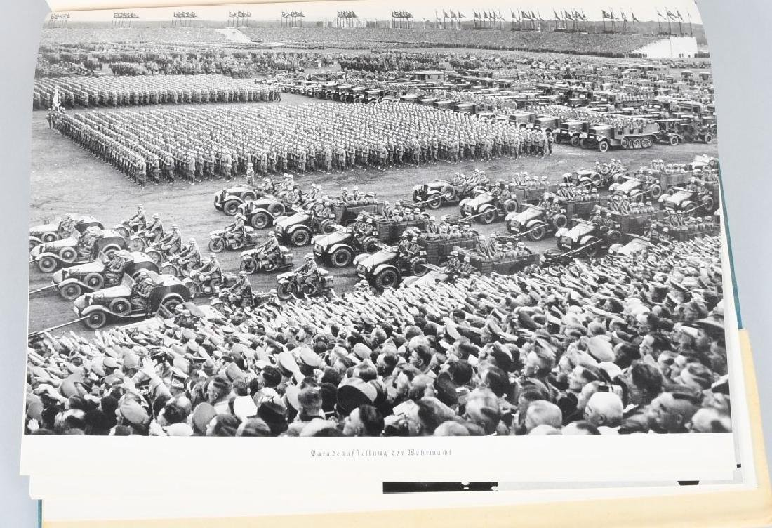 WWII NAZI GERMAN BOOK REICHSTAGUNG IN NURNBERG '36 - 8