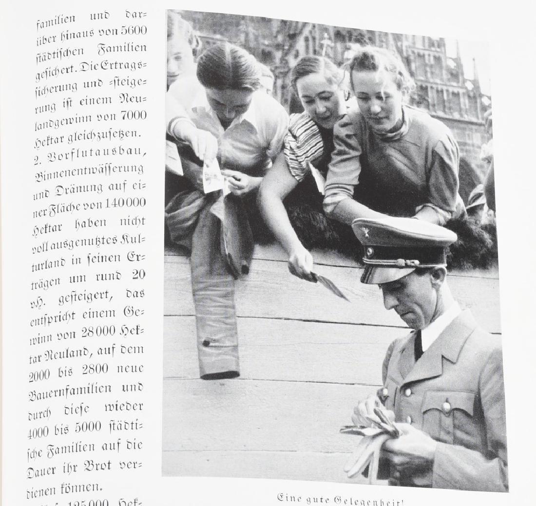 WWII NAZI GERMAN BOOK REICHSTAGUNG IN NURNBERG '36 - 9