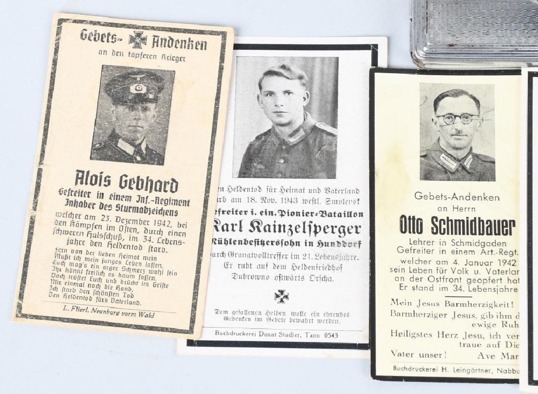WWII NAZI GERMAN LOT - 4