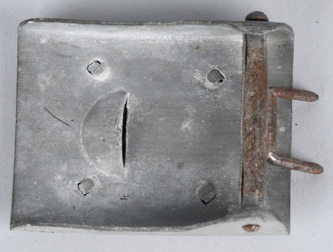 WWII NAZI GERMAN BUCKLE & MEDAL LOT - 3