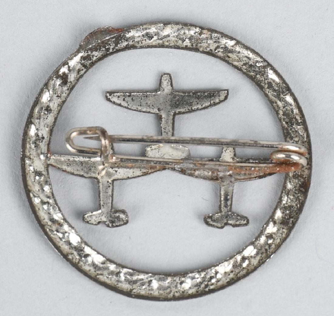 WWII NAZI GERMAN BUCKLE & MEDAL LOT - 8