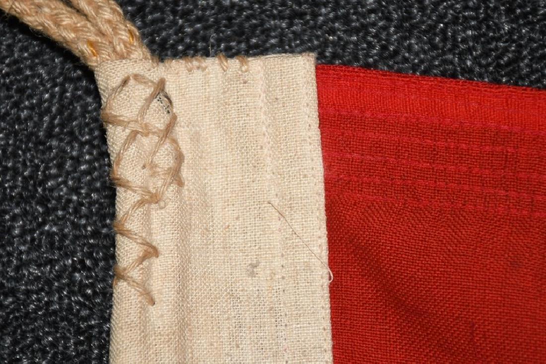 WWII NAZI GERMAN KRIEGSMARINE FLAG - 3
