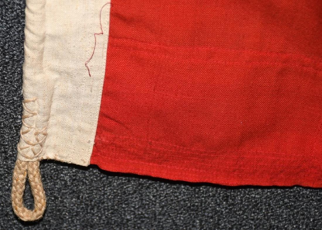 WWII NAZI GERMAN KRIEGSMARINE FLAG - 4