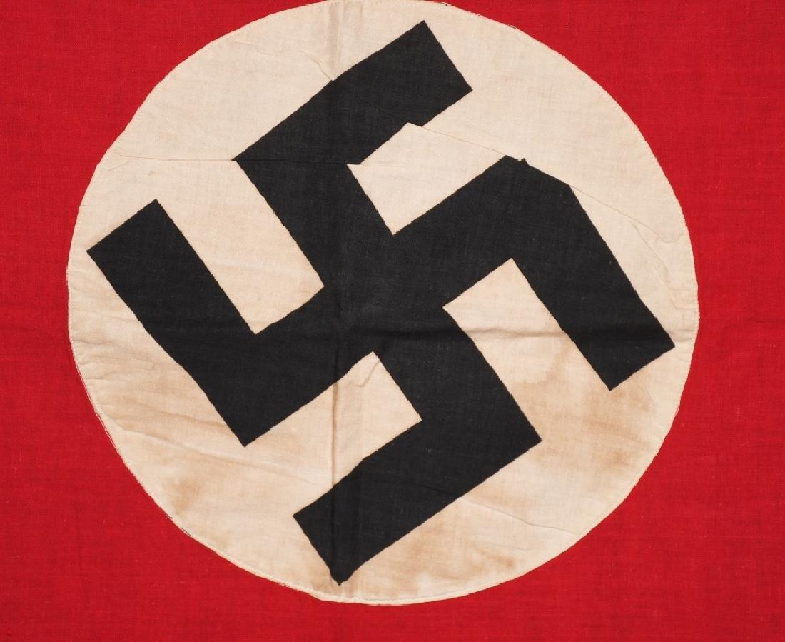 WWII NAZI GERMAN NSDAP FLAG - BANNER - 6