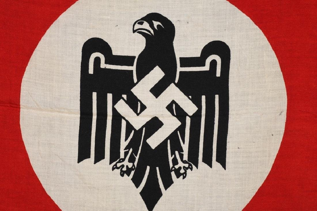 WWII NAZI GERMAN NSRL - DRL FLAG - 2