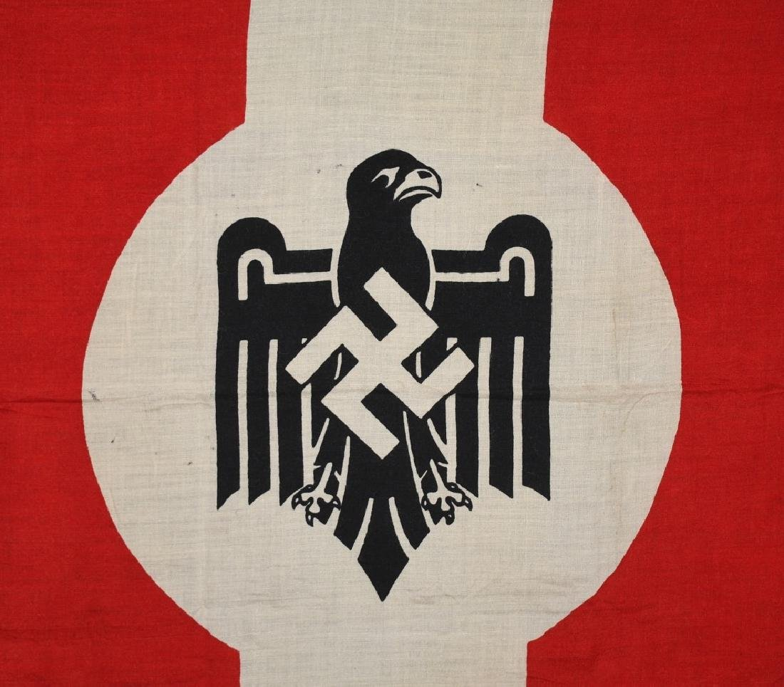 WWII NAZI GERMAN NSRL - DRL FLAG - 6