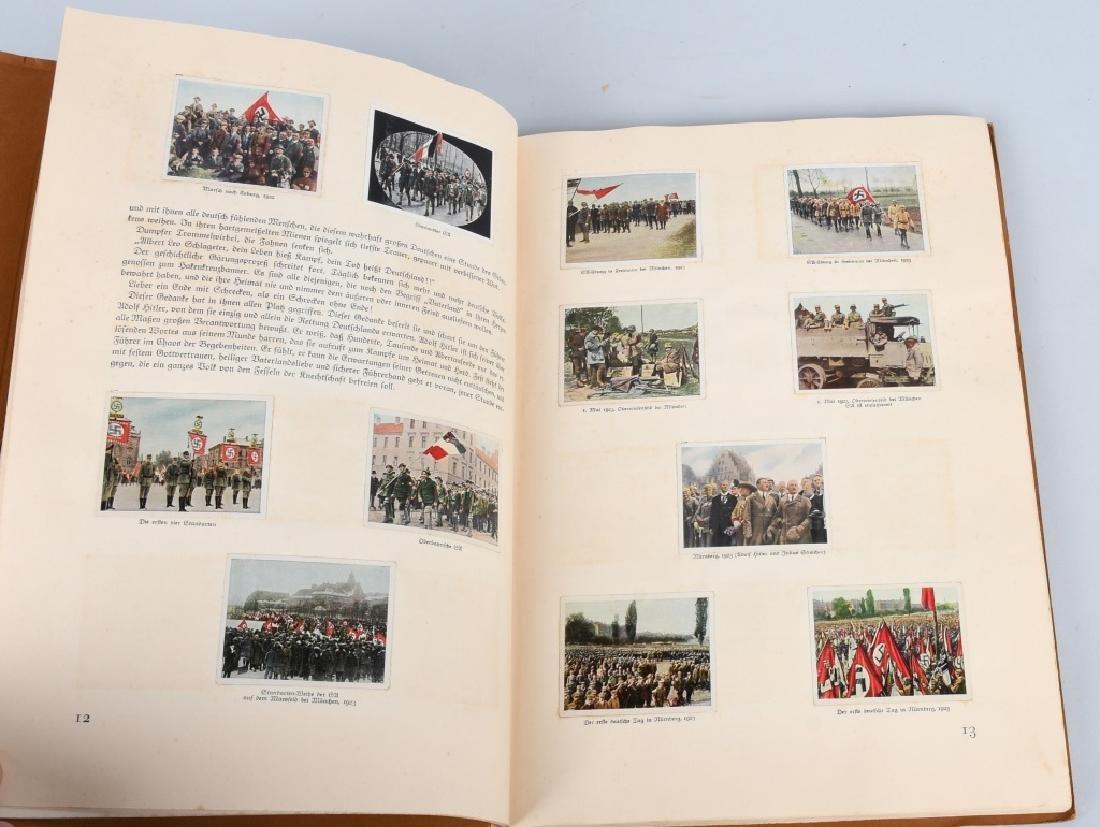 WWII NAZI GERMAN CIGARETTE ALBUMS & DIE KUNST MAGS - 3