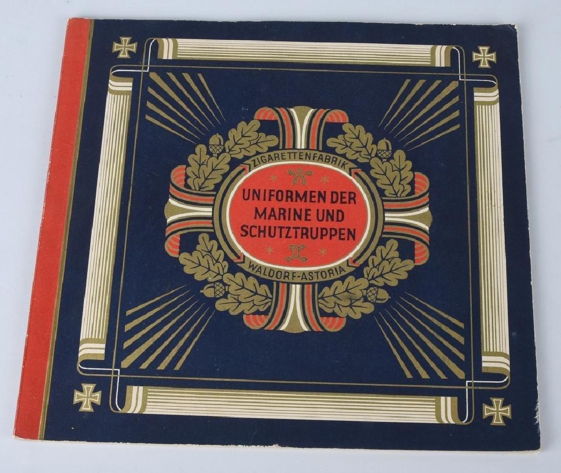 WWII NAZI GERMAN CIGARETTE ALBUMS & DIE KUNST MAGS - 7