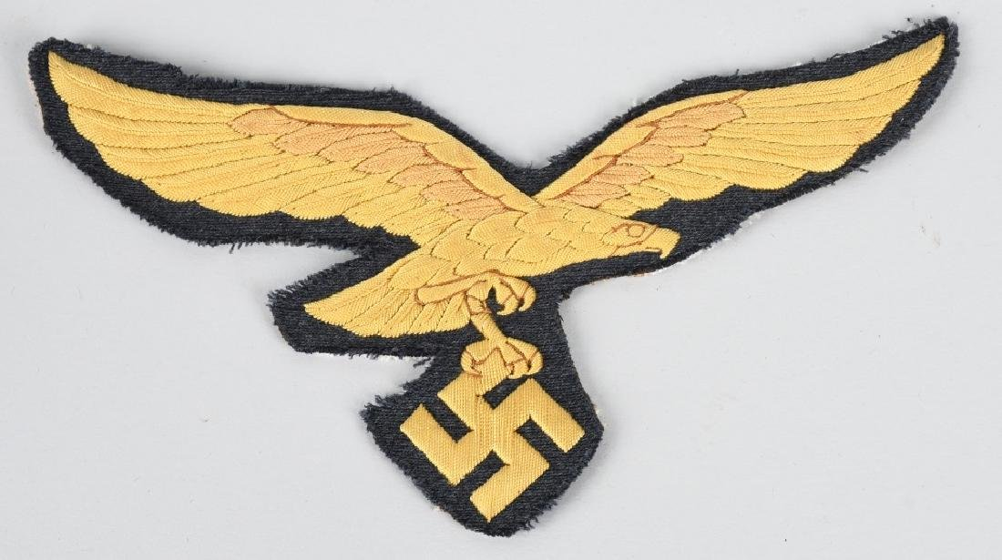 WWII NAZI GERMAN LUFTWAFFE GENERAL'S CAP EAGLE