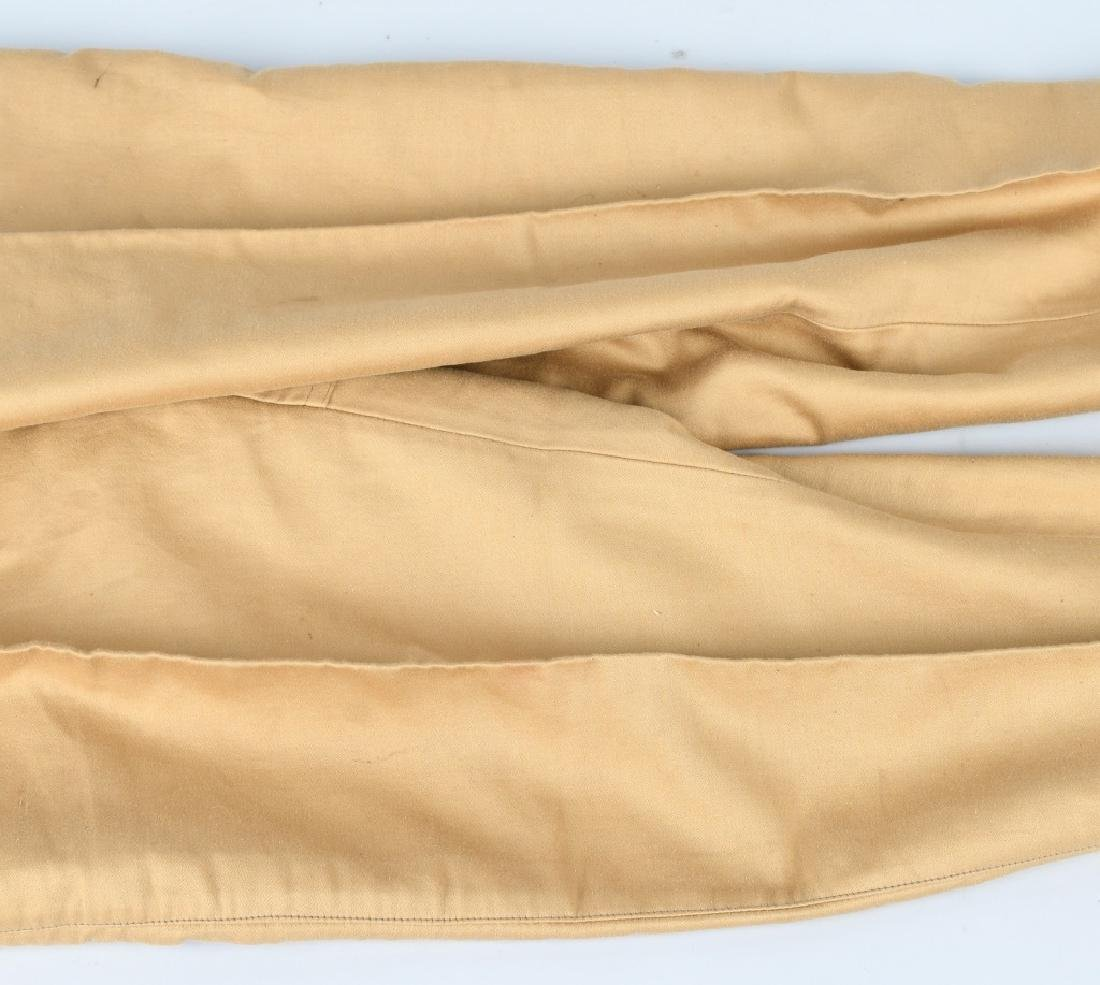WWII NAZI GERMAN WAFFEN SS TROPICAL TROUSERS - 3