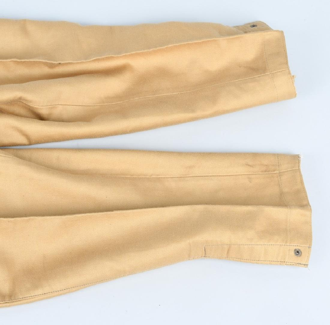 WWII NAZI GERMAN WAFFEN SS TROPICAL TROUSERS - 4