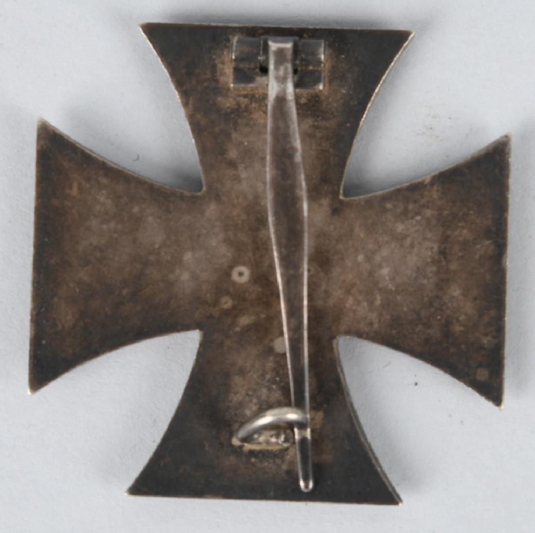 WWII NAZI GERMAN IRON CROSS 1ST CLASS - 2