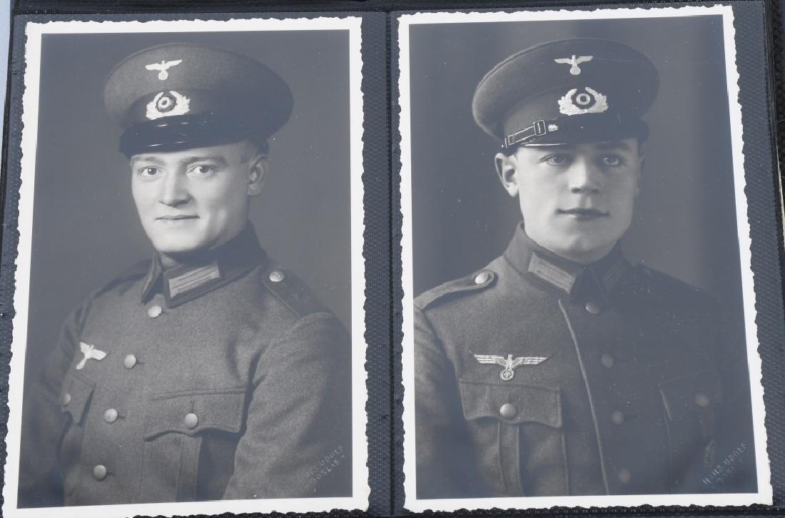 WWII NAZI GERMAN PHOTOGRAPH LOT - 72 - 10