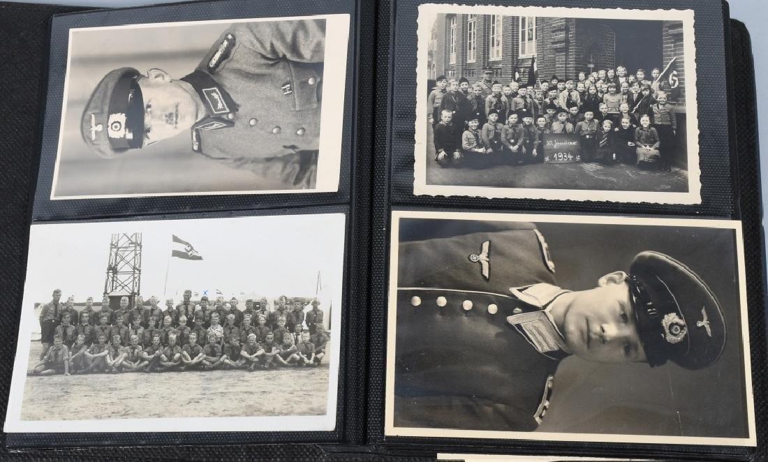 WWII NAZI GERMAN PHOTOGRAPH LOT - 72