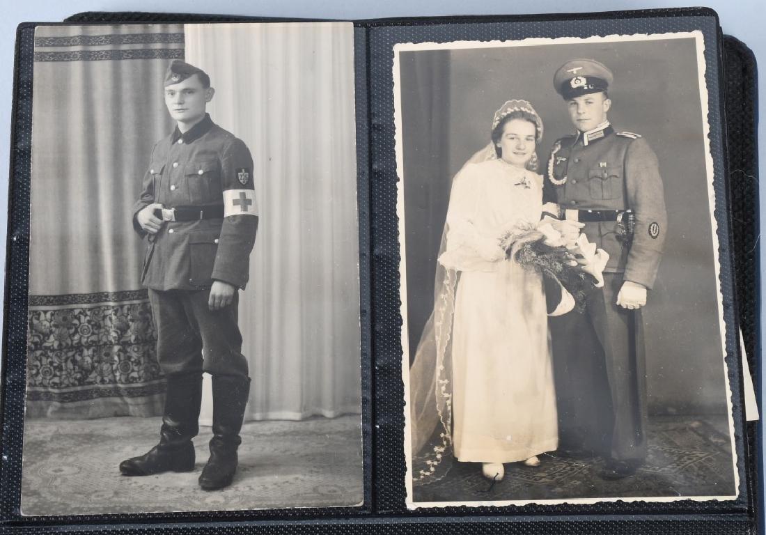 WWII NAZI GERMAN PHOTOGRAPH LOT - 72 - 2