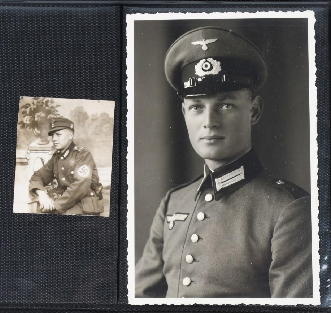 WWII NAZI GERMAN PHOTOGRAPH LOT - 72 - 3