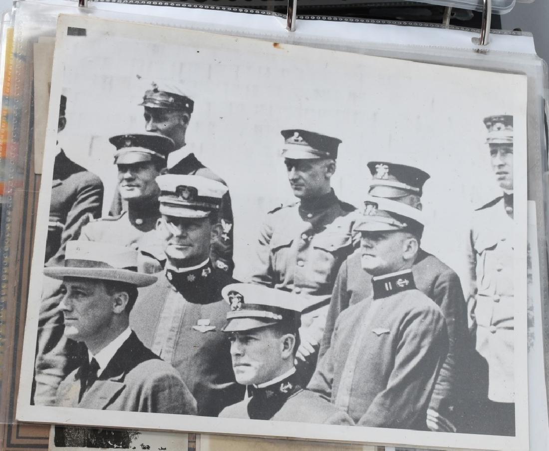 WWI WWII - POST WAR U.S. PHOTO AND EPHEMERA LOT - 6