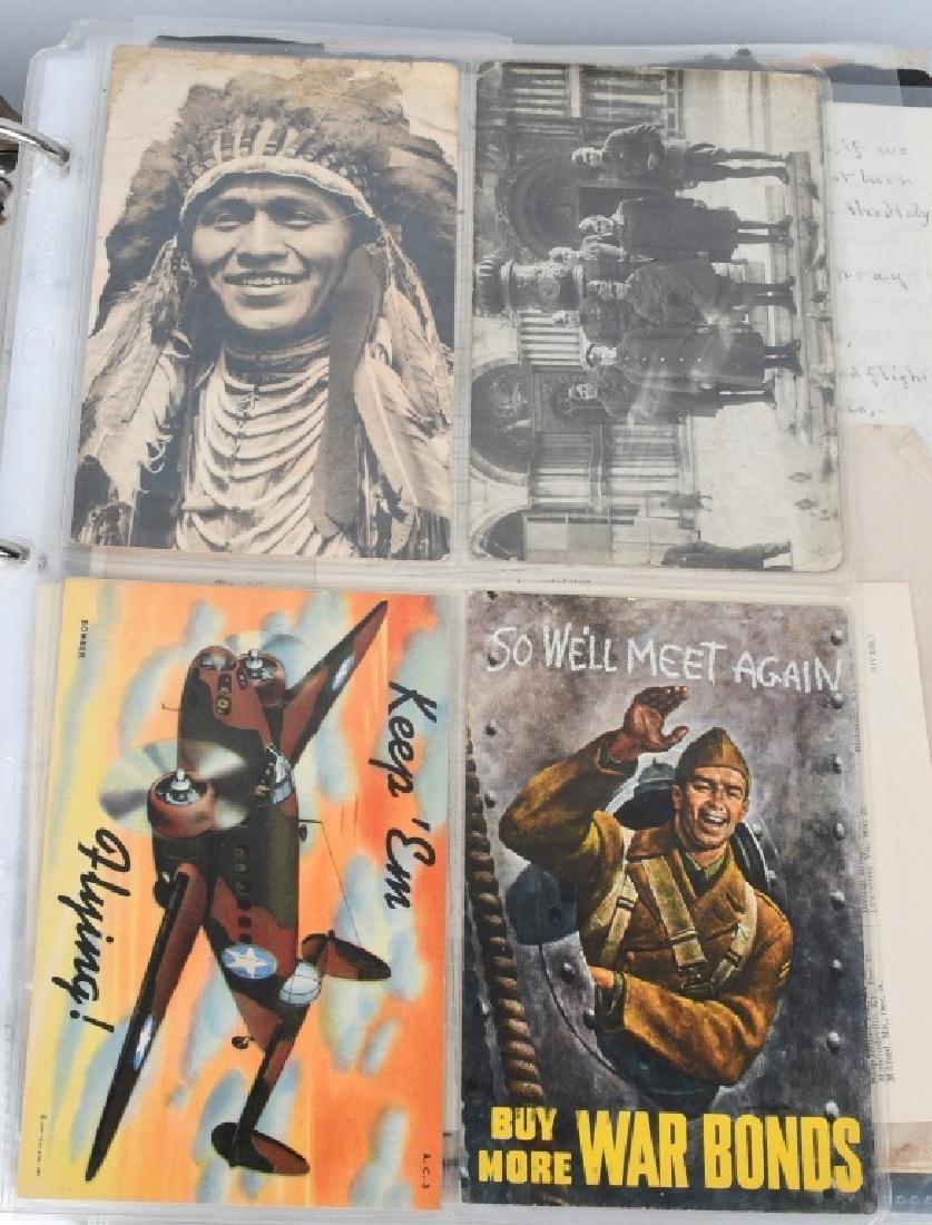 WWI WWII - POST WAR U.S. PHOTO AND EPHEMERA LOT - 8