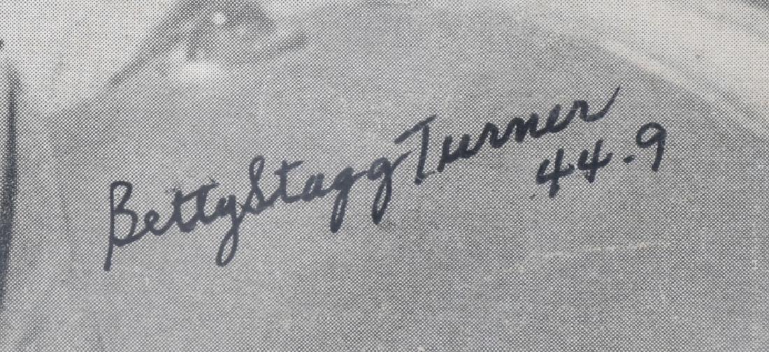 WWII US AUTOGRAPH WASP EPHEMERA INC 1943 LIFE MAG. - 6