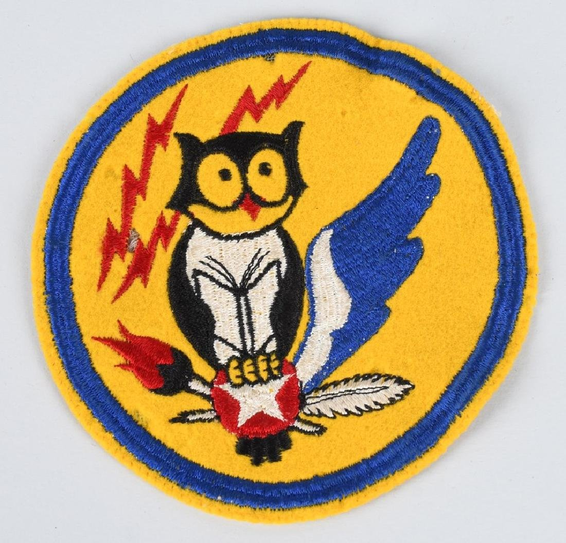 WWII US AAF 999TH WASP TRAINING SQUADRON PATCH
