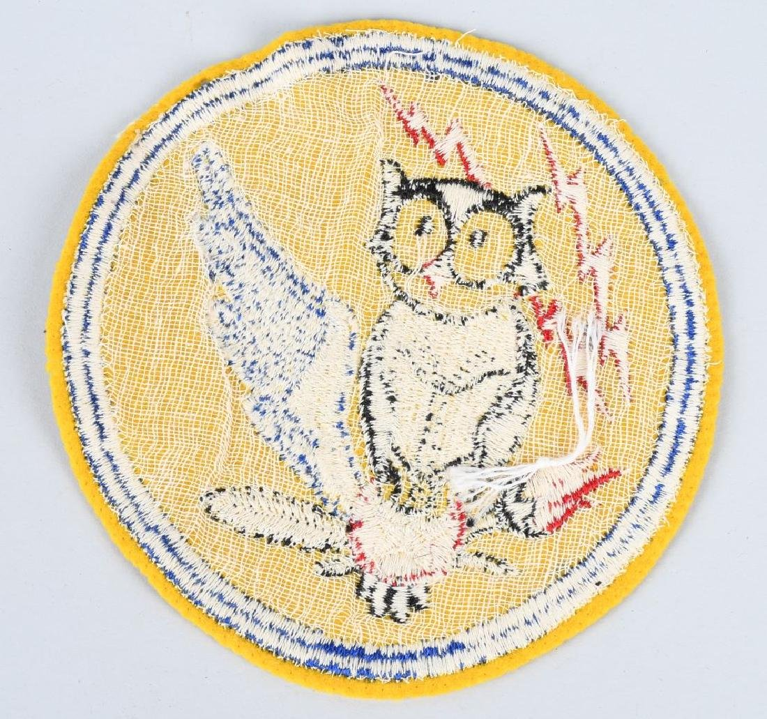 WWII US AAF 999TH WASP TRAINING SQUADRON PATCH - 2