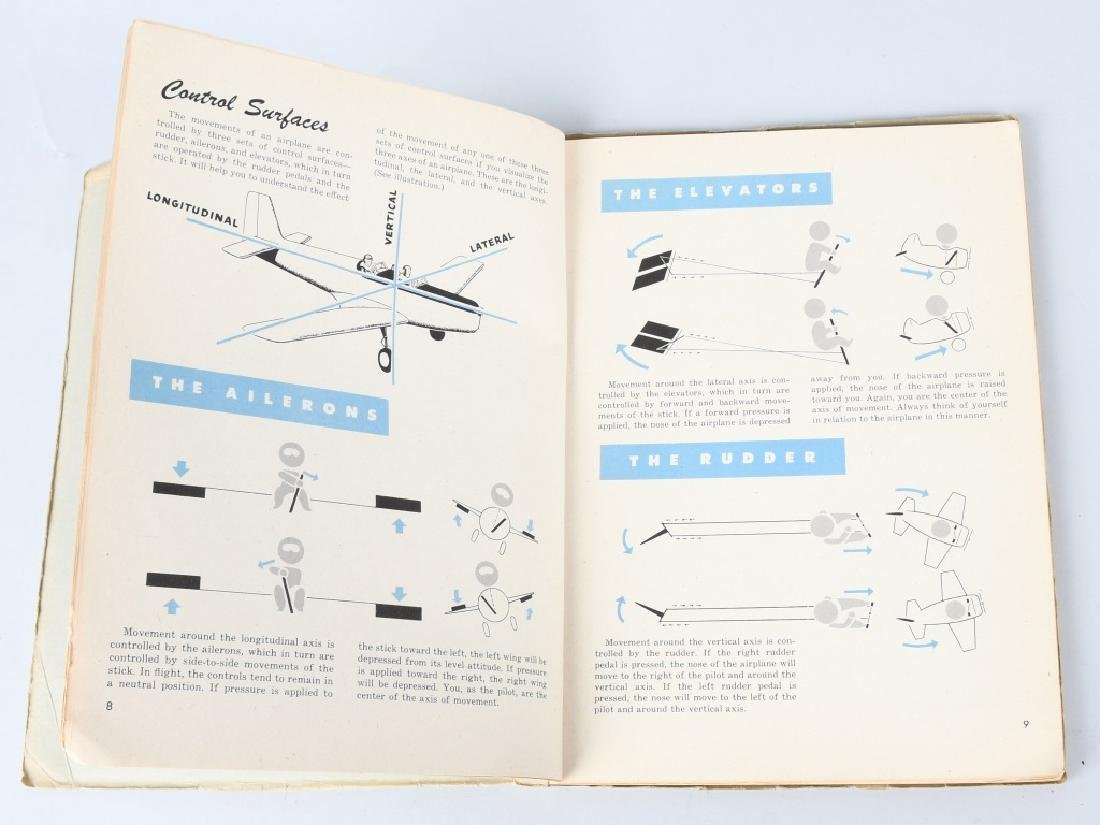 WWII U.S. ARMY AIR FORCE FLYING MANUALS. - 3