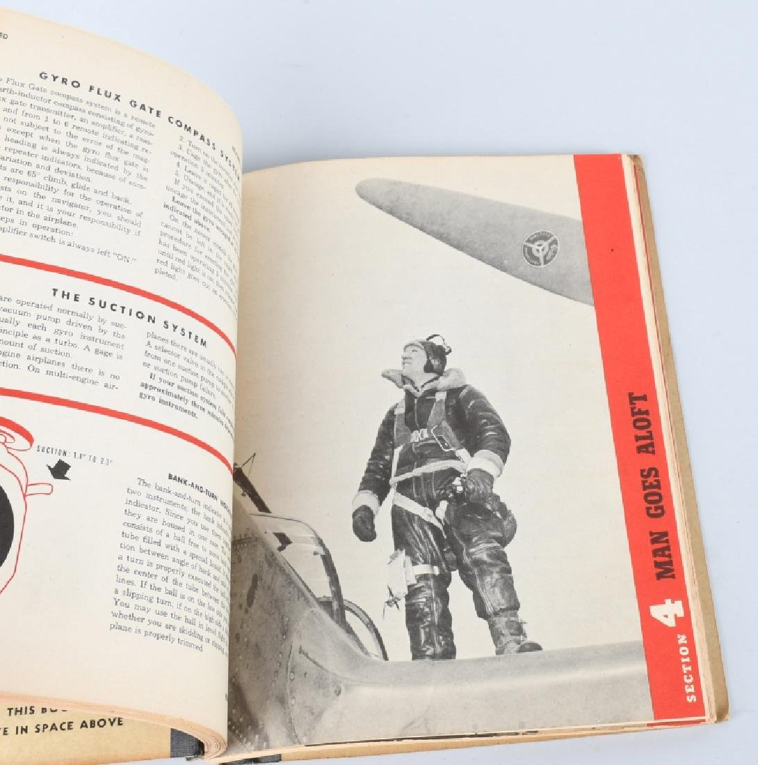 WWII U.S. ARMY AIR FORCE FLYING MANUALS. - 7