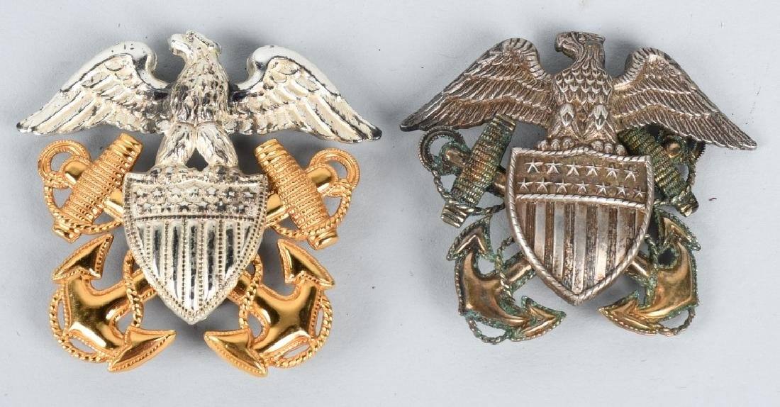 WWII NAVY & NAVAL AVIATON WINGS & INSIGNIA LOT 11 - 4