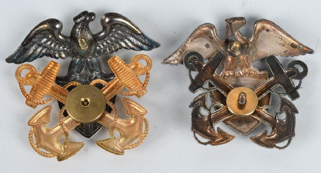 WWII NAVY & NAVAL AVIATON WINGS & INSIGNIA LOT 11 - 5