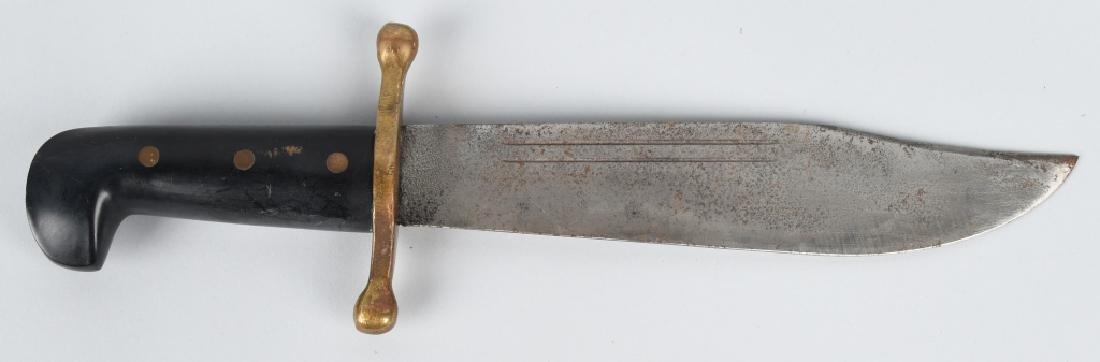 WWII USMC V-44 CASE KNIFE & WESTERN FIGHTING KNIFE - 2
