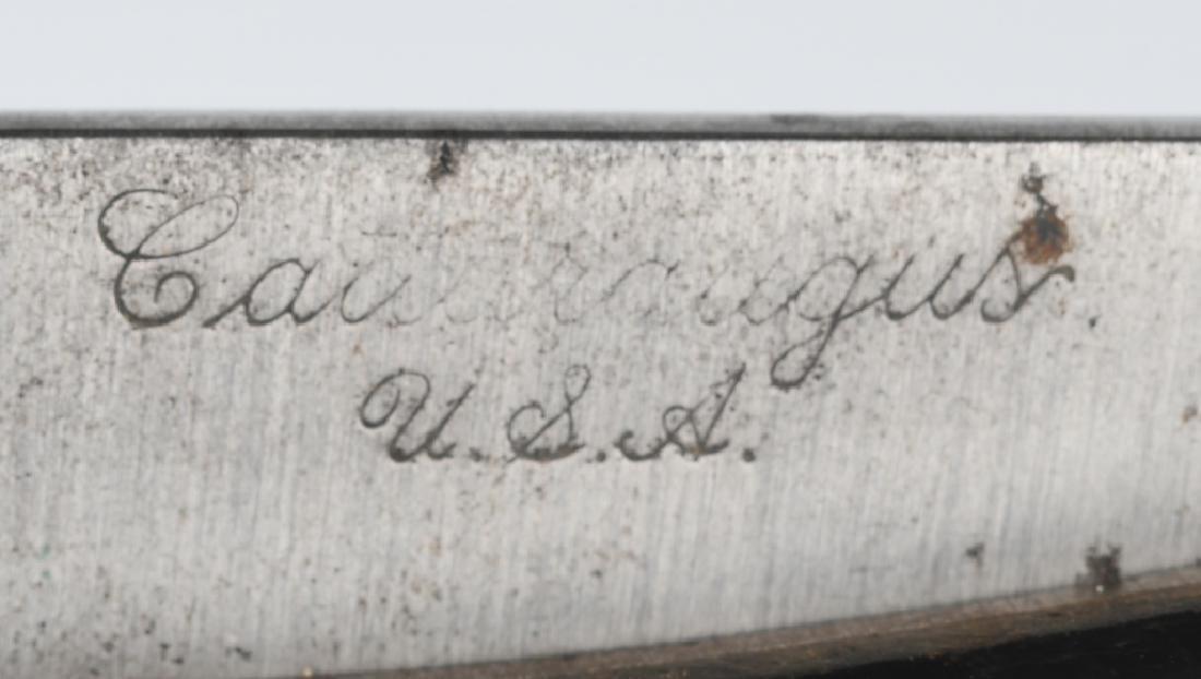 WWII WOODSMAN'S PAL MACHETE & 2 AAF FOLDING KNIVES - 4