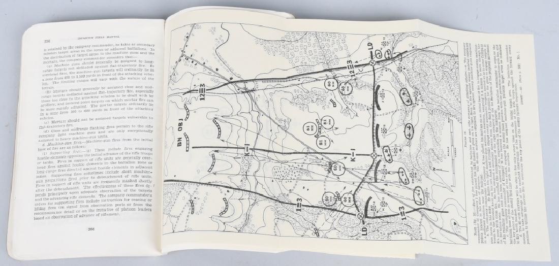 WWII U.S. MILITARY TECHNICAL & FIELD MANUAL LOT 17 - 8
