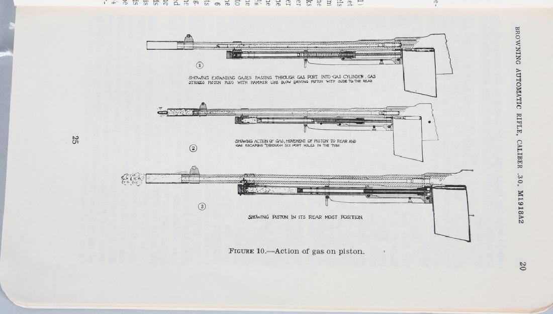 WWII US WAR DEPT MANUALS - SHOTGUNS & BAR RIFLES - 7