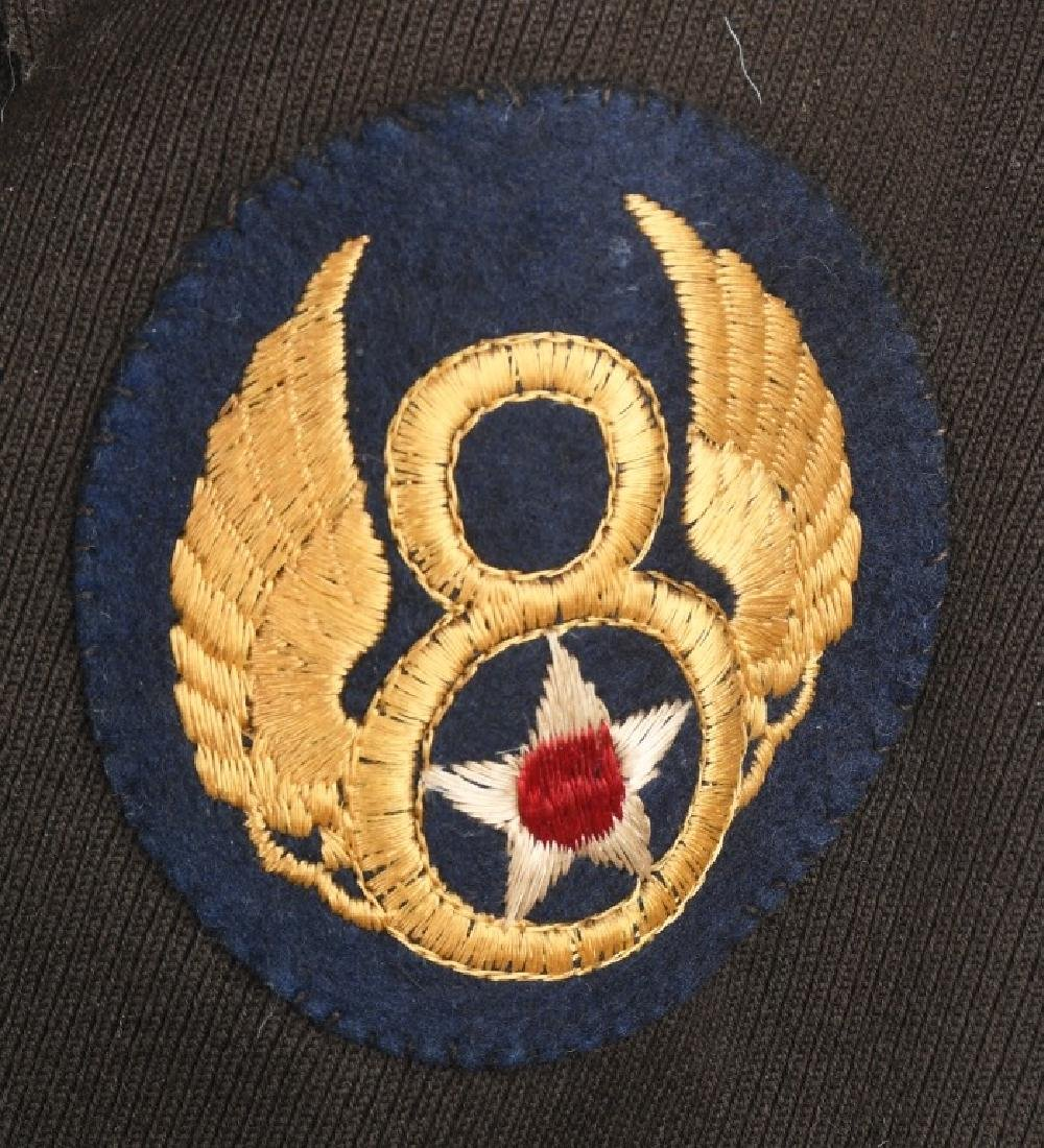 WWII US 8TH AAF IDED FIGHTER PILOT GROUP - 2